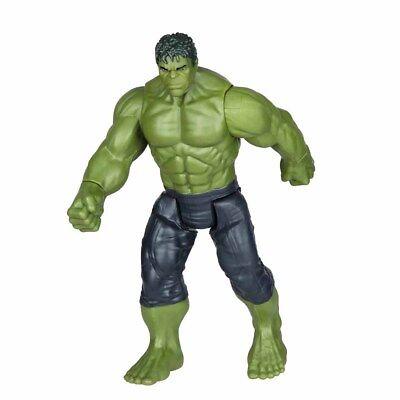 "12"" Avengers Legends Hero Series Thanos Iron Spiderman Hulk Thor Action Figures"