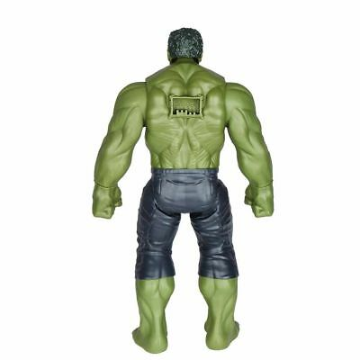 "Hulk Action Figures Marvel Avengers 3 Infinity War 12 ""Titan Hero Series 30cm 4"