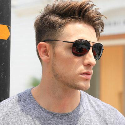 Cyxus Polarized Sunglasses Aviator Metal Eyewear Men Women UV400 Outdoors 9