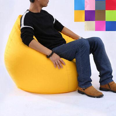 Large Bean Bag Gamer Beanbag Adult Outdoor Gaming Garden Big Arm Chair UK 7