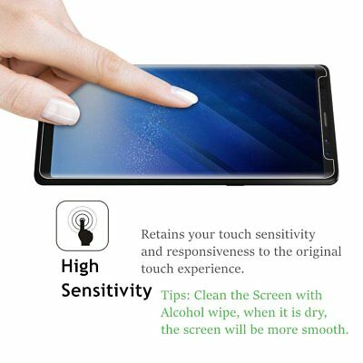 Case Friendly Tempered Glass Screen Protector For Samsung Galaxy NOTE 8 9 6