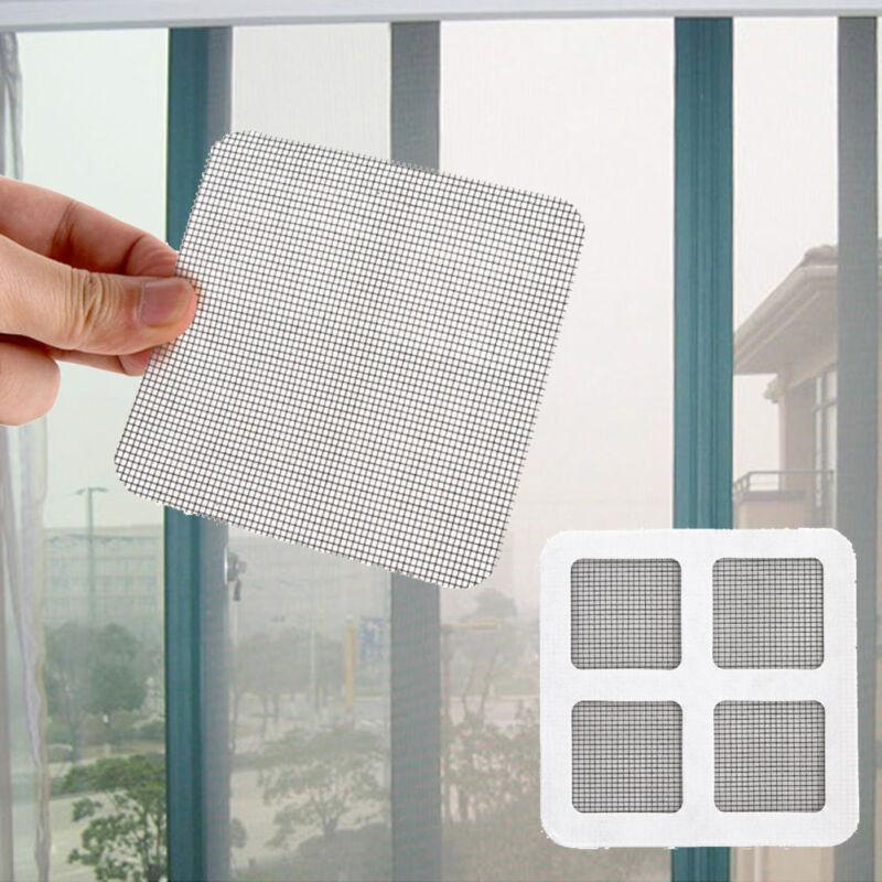 UNIVERSAL WINDOW DOOR Screen Repair Netting Mesh Net Hole Tear Patch  Stickers
