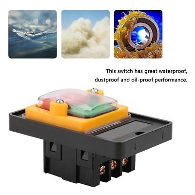 380V 10A EIN//AUS In Mechanischen Textilmaschinen Verwendet Maschinenschalter Drucktastenschalter AC220V Sicherheitsschalter Wasserdichter Starkstrom