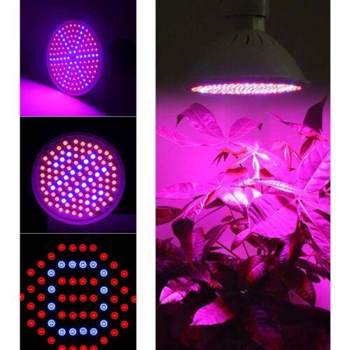 1pcs Lampe Horticole Ampoule Lumière Floraison Intérieur Croissance Plante Led 8vmONPyn0w