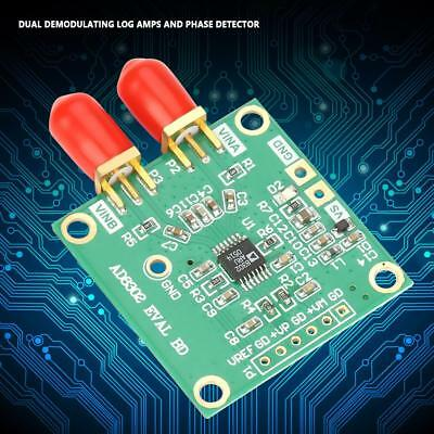 AD8302 Amplitude Phase RF Detector Module IF 2.7GHz Phase Detection Hot 7