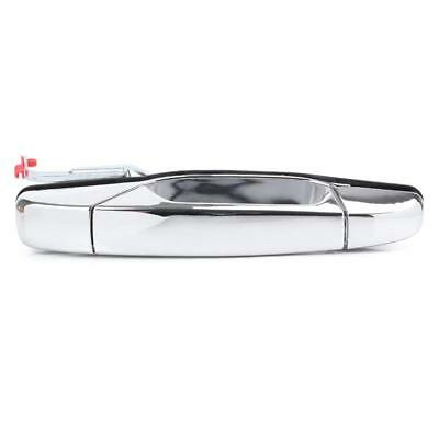 For 07-13 Chevy GMC Cadillac Rear Right Passenger Exterior Chrome Door Handle