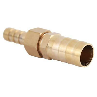 1pcs 10-16//19//25mm Brass Fitting Hose Barb Tail Reducer Reducing Plug Connector