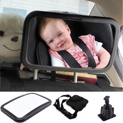 Baby Rückspiegel Kfz Kinder Spiegel Autospiegel Autospiegel für Babyschale TOP