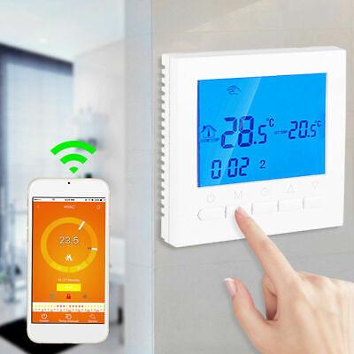 Cronotermostato Termostato Programmabile WiFi Wireless Digitale SETTIMANALE 503 3