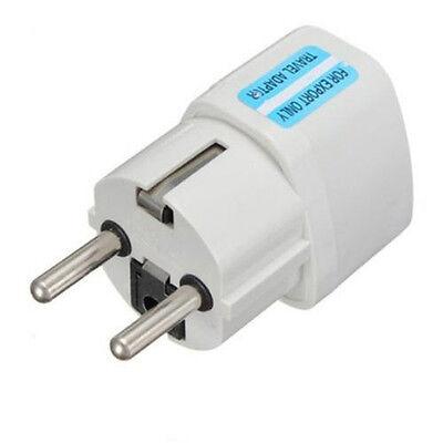 USA US UK AU To EU Europe Travel Charger Power Adapter Converter Wall Plug Home 3