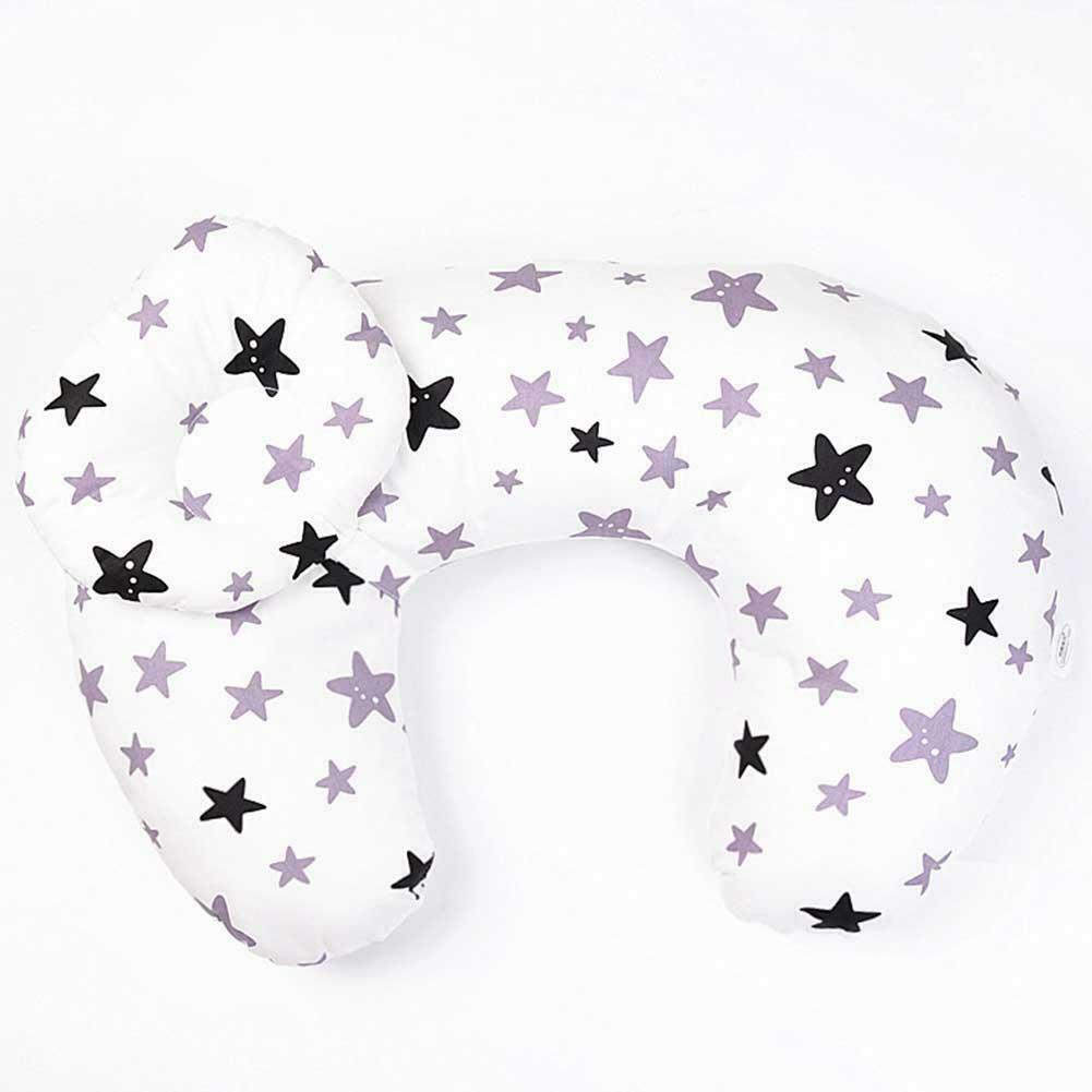 Breast Feeding Maternity Pregnancy Nursing Pillow Baby Support Deluxe New Best 6