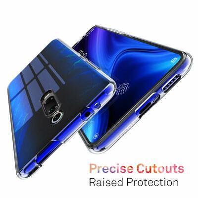 Cover Custodia + Pellicola Vetro Temperato Per Xiaomi Mi 9T Mi 9 T Trasparente 5
