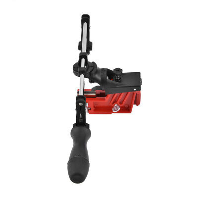 Bar Mount Mounted Manual Chain Sharpener Chainsaw Saw Chain Filing Guide Tool