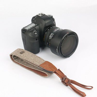 Camera Shoulder Neck Vintage Strap Belt for Sony Nikon Canon Olympus DSLR Pentax 4