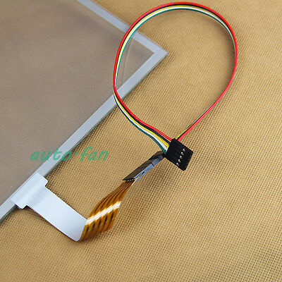 for Touch Digitizer+ProtectiveFilmSIEMENS 6AV6644-0AB01-2AX0MP377-15 Glass Panel
