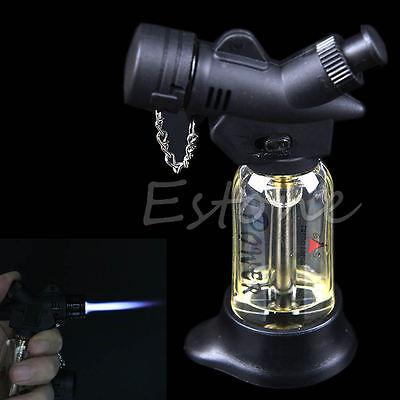 Windproof Cigarette Torch Welding Lighter 1300-C Jet Flame Butane Lighter Gifts 3