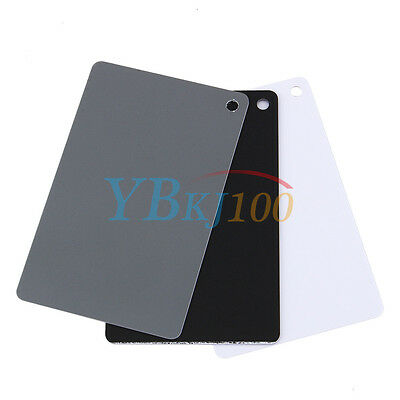 Digital Color Balance 18% Gray Card 3in1 Black Grey White For Photography Studio 10