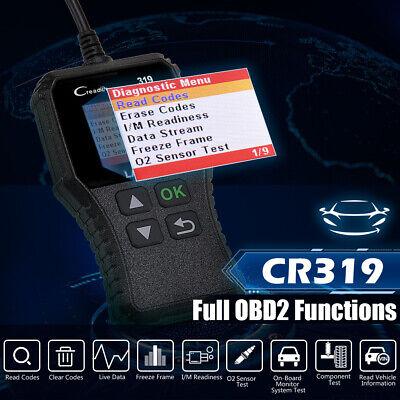 Launch CR319 Profi OBD2 Diagnosegerät Tool Auto KFZ Scanner Fehlerauslesegerät 5