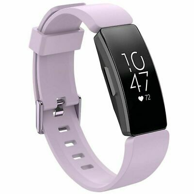 For Fitbit Inspire / Inspire HR Replacement Silicone Wristband Strap Watch Band 12