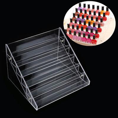 6 Layers Acrylic Nail Polish Rack Stand Holder Cosmetics Display  Organizer 4