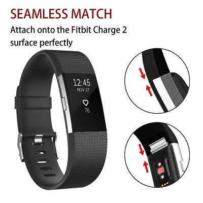 For FitBit Charge 2 Strap Replacement Band Metal Buckle Wristband Accessory 7