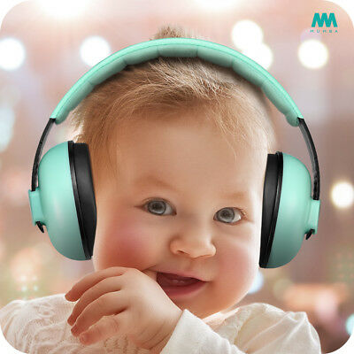 Mumba Baby Earmuffs Ear Hearing Protection Noise Cancelling Headphones For Kids 9