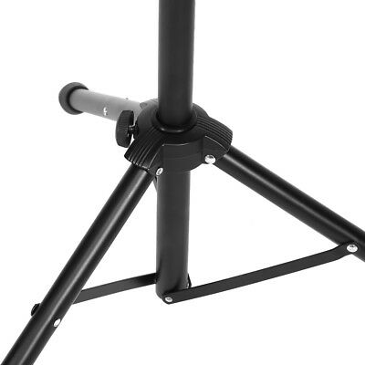 Adjustable Foldable Tattoo Tripod Stand For Arm Leg Rest Studio Chair Sponge Pad 11