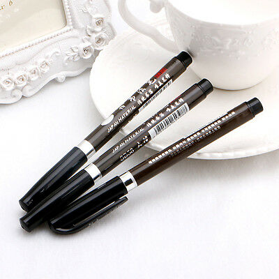 3Pcs Chinese Pen Japanese Calligraphy Writing Art Script Painting Tool Brush Set 4