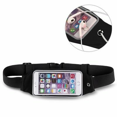 Running Belt Pouch Fitness Walking Sports Waist Pack for Phone Keys Cards Cash 12