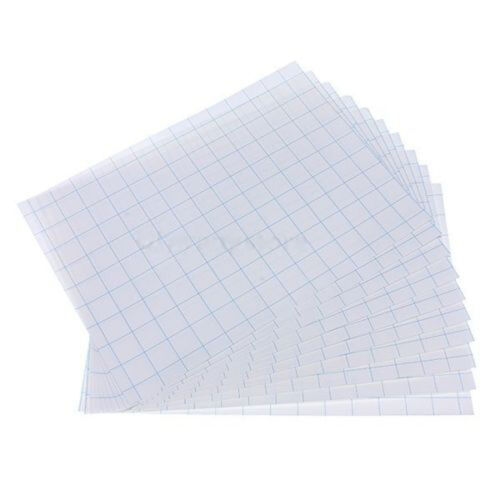 10PC A4 Iron On Inkjet Print Heat Transfer Paper Set For Fabric T-Shirt UK Stock 4