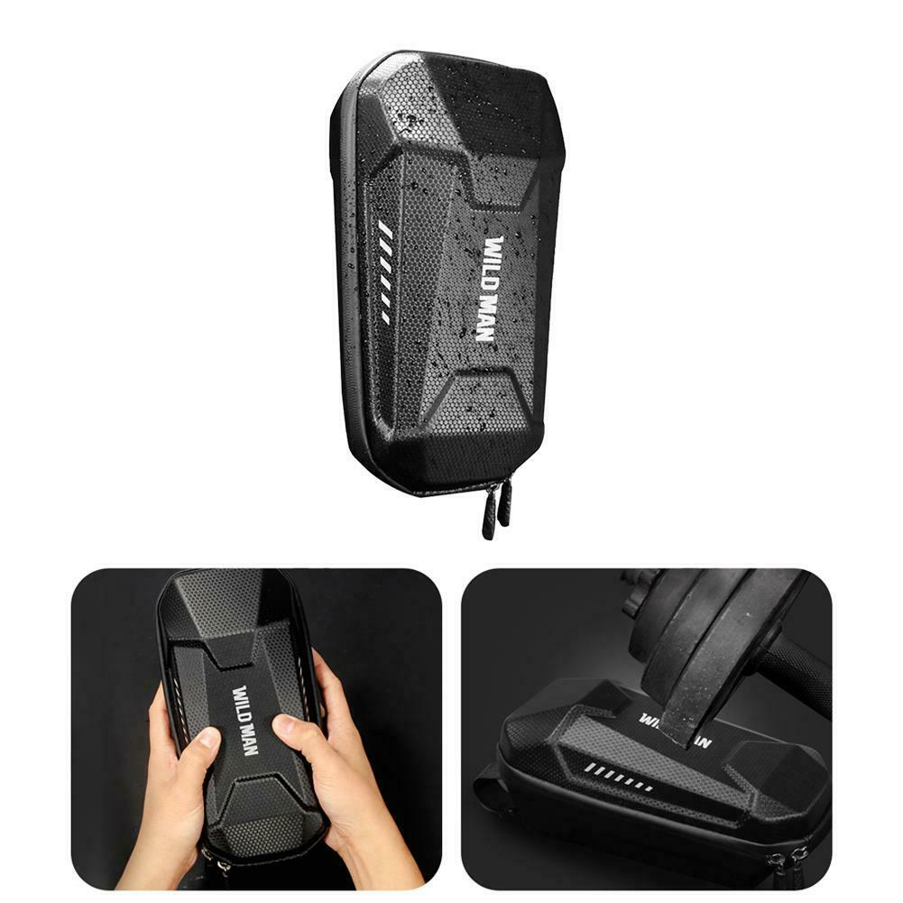 Universal Electric Scooter Storage Bag Carrying Pack Hard Shell For Xiaomi M365 7