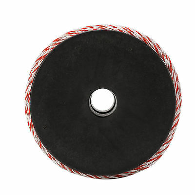 2000M Polywire Roll Electric Fence Energiser Stainless Steel Poly Wire 9
