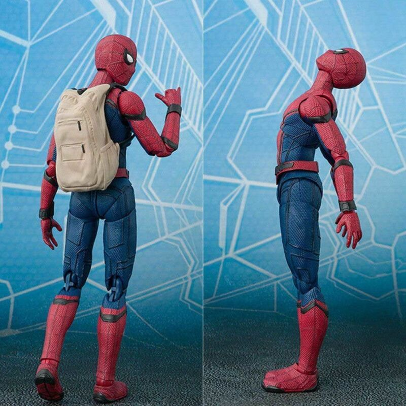 Spider-Man Homecoming Spiderman PVC Action Figure Collectible Model Toy Xmas Kid 5