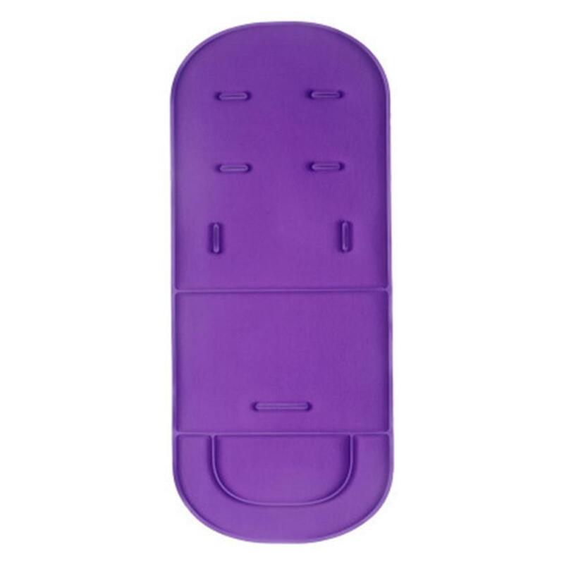 Baby Stroller Seat Liner Pram Cushion Padding Crawl Pushchair Car Seat Mat Cover 9