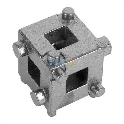 """Car Rear Disc Brake Piston Caliper Wind Back Cube 3/8"""" Drive Calliper Adaptor TK 5"""