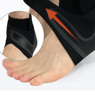 Elastic Ankle Foot Support Brace Sleeve Guard Football Basketball Protector Film 3