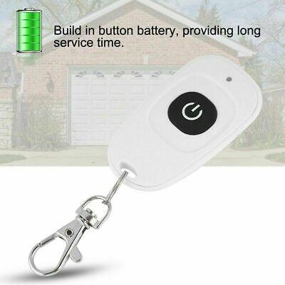 1/2/3/4Button 433Mhz Smart Remote Control Switch RF Transmitter For Garage Door 4