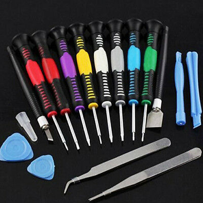 Professional 16 in 1 iPhone iPad Phone Repair Tool Kit Screwdrivers Tools Set
