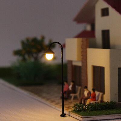 LYM13 Neu 10 Stk. LED Leuchte Lampen 45mm 12-18V N / TT