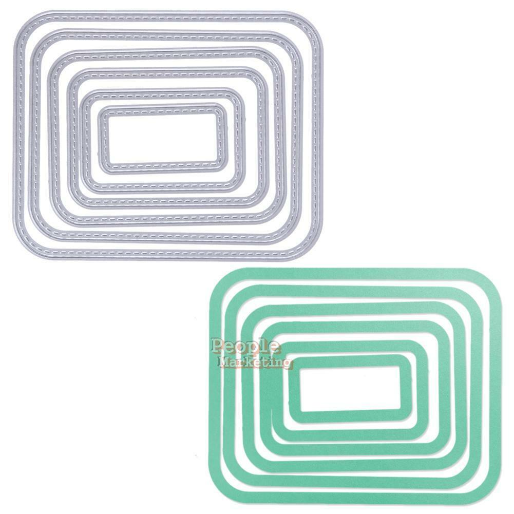 DIY Scrapbooking Metal Cutting Dies Stencils Embossing Album Paper Card Crafts 3