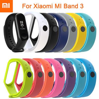 Recambio para Pulsera Xiaomi Mi Band 2 / 3 Smartwach Correa de Silicona Reloj SP 4