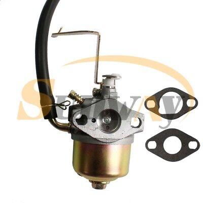 Carburateur avec Joints pour Groupe Electrogene 2 Temps 650 700 800 900 950 W 4