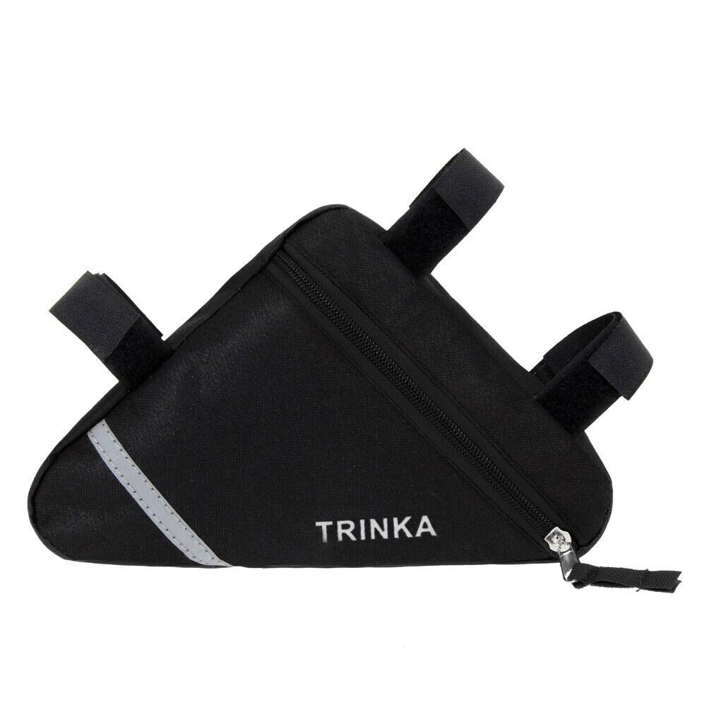 Wasserfest Dreieck Fahrrad Tasche Vorne Schlauch Rahmen Satteltasche