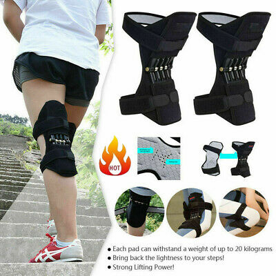 Power Knee Stabilizer Pads Powerful Rebound Spring Force Support Knee Pa 3