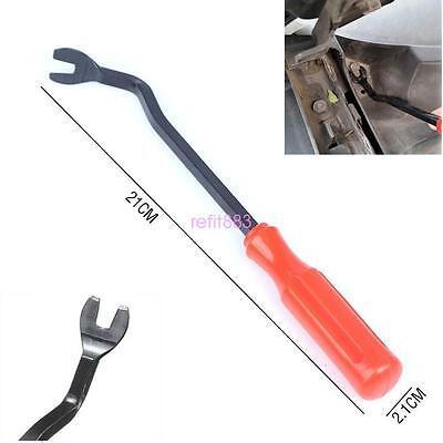 Automotive Door Panel Trim Upholstery Fastener Clip Remover Plier Tools Kit Tool