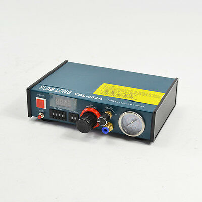 Digital Display Auto Glue Dispenser Liquid Controller Dropper Solder Paste 983A