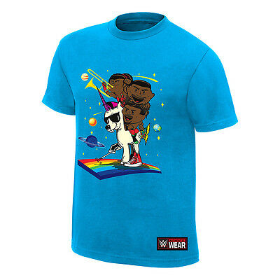 "The New Day /""Pancake Power/"" Authentic T-Shirt"