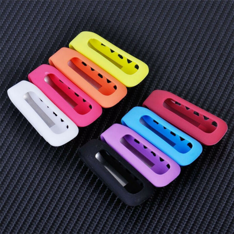 Colorful Replacement Clip Belt Holder Case Cover for Fitbit One Smart Tracker 4