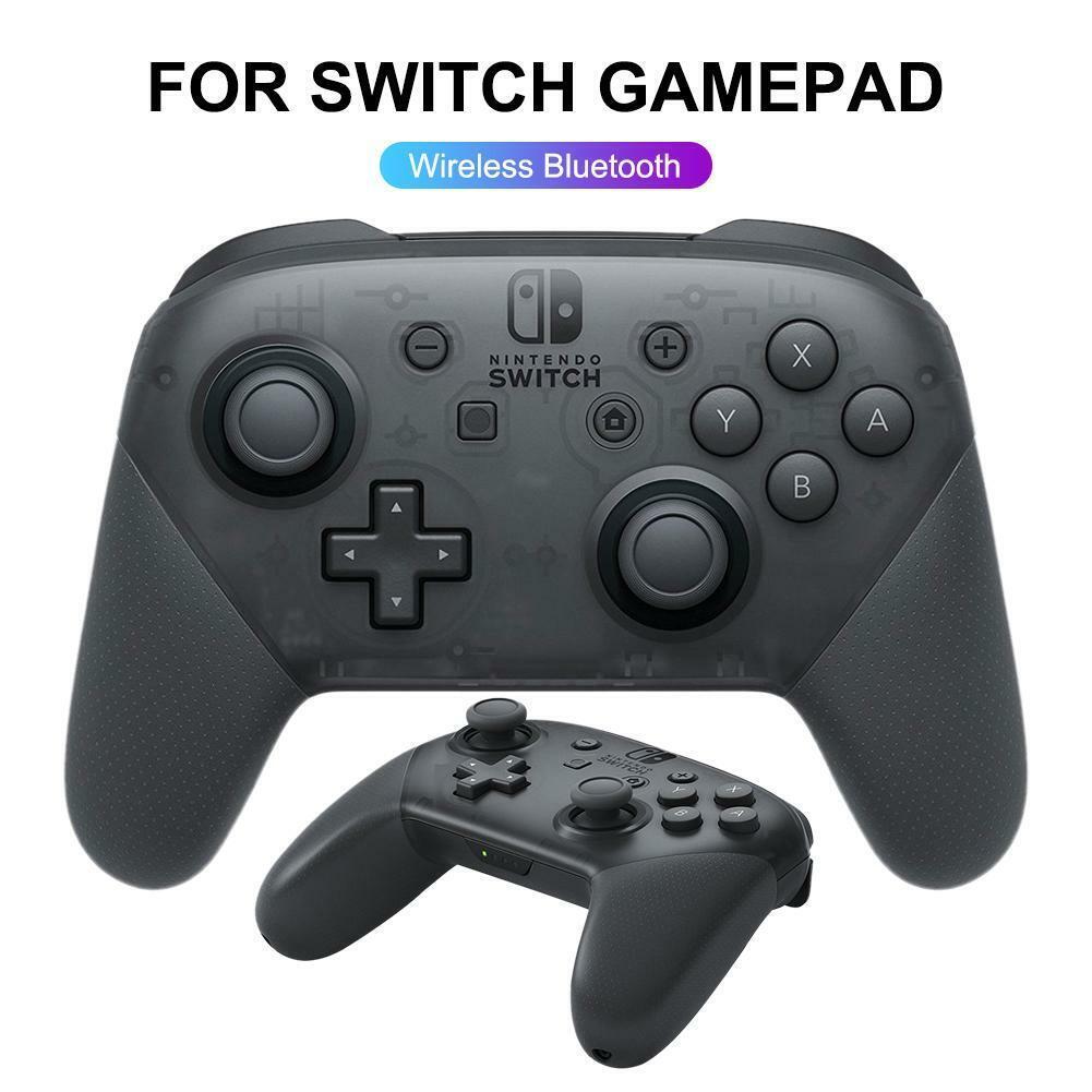 2019 Wireless Pro Controller Gamepad Joypad Joystick-Konsole für Nintendo Switch 7