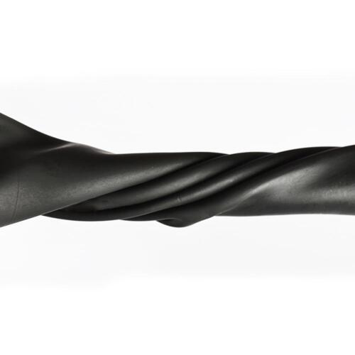 Schwarze Latex Stulpen HandschuheSäure- und laugenb Industriell  Naturkautschuk 7